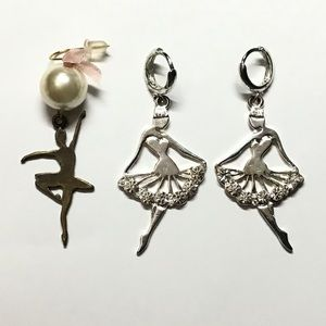 Jewelry - Ballerinas Earrings💗